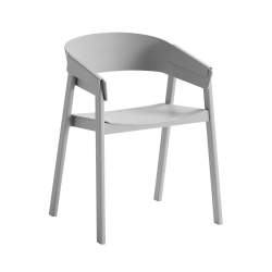 カバーチェア / グレー (muuto / Cover Chair)