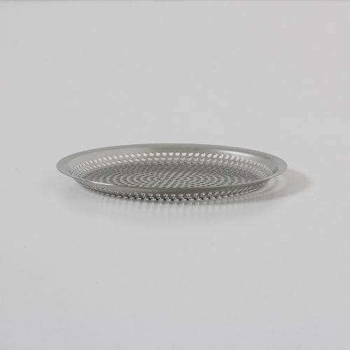 まかない平ザル180 一菱金属 (conte / コンテ)