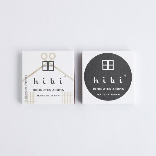 10 MINUTES AROMA レギュラーボックス / ひのき (hibi)