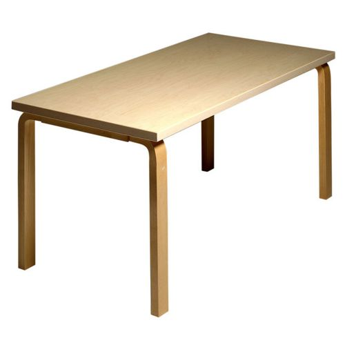 テーブル81A / バーチ W150×D75cm (Artek / アルテック)