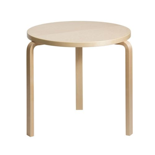 テーブル90B / バーチ φ75×H72cm (Artek / アルテック)
