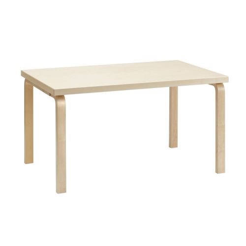 テーブル82B / バーチ W135×D85cm (Artek / アルテック)