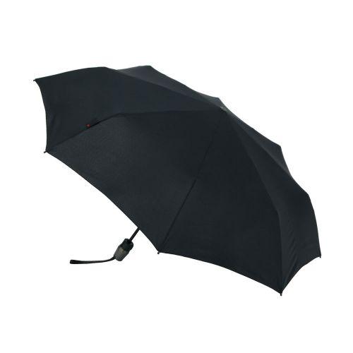 【在庫限り】クニルプス T.220 折畳み傘 / Black ブラック (Knirps KNT220-1000)
