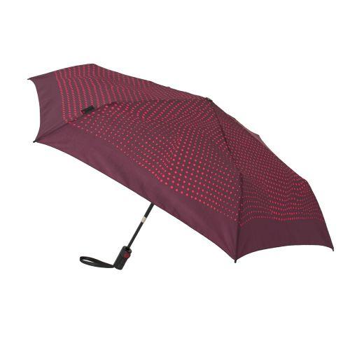 【在庫限り】クニルプス TS.220 折畳み傘 / Difference Berry ディファレンスベリー (Knirps KNTSL220-8430)