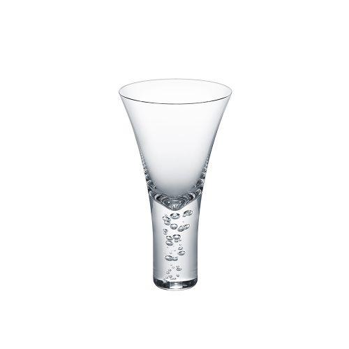 ワインカクテルグラス 神秘的に立ち昇る泡 / BUB-236W (スガハラ・sghr)