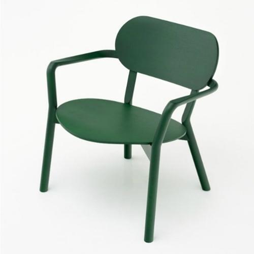 キャストールローチェア Castor Low Chair / モスグリーン (カリモクニュースタンダード)
