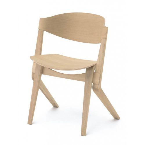 スカウトチェア Scout chair / ピュアオーク (カリモクニュースタンダード)