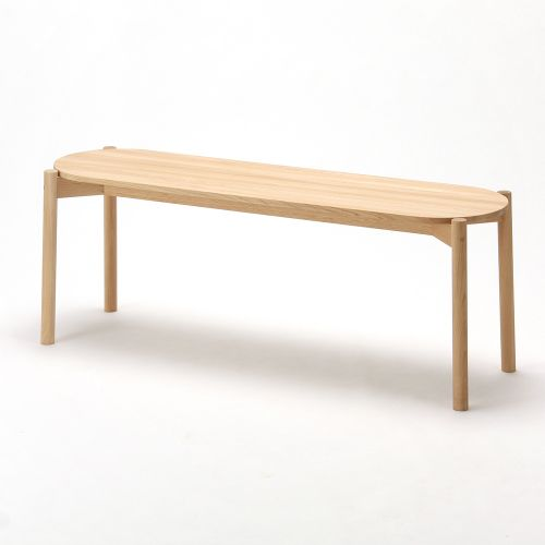 キャストールダイニングベンチ Castor Dining Bench / ピュアオーク (カリモクニュースタンダード)