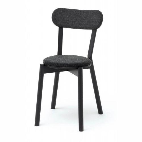 キャストールチェア パッド Castor Chair Pad / ブラック (カリモクニュースタンダード)
