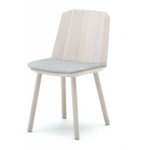 カラーウッドサイドチェア Colour Wood Side Chair / グレインベージュ (カリモクニュースタンダード)