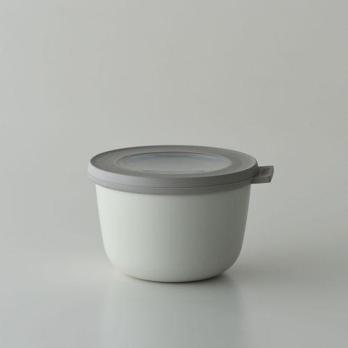 サーキュラ 深型 500ml / ノルディックホワイト(Cirqula / Rosti mepal)