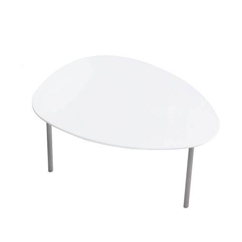 エクリプステーブルM コーヒーテーブル / ホワイト (STUA / ECLIPSE)