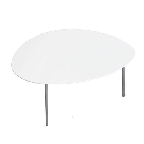 エクリプステーブルL コーヒーテーブル / ホワイト (STUA / ECLIPSE)