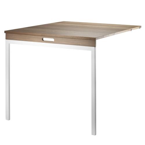 折りたたみ式テーブル / ウォルナット (String System / ストリング システム)