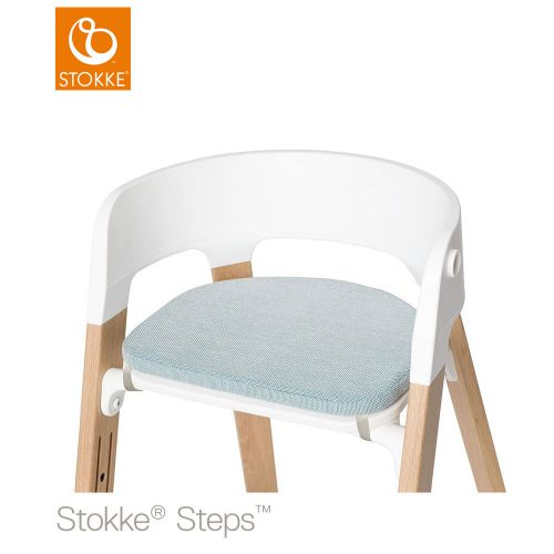 ストッケ ステップス チェア クッション / ジェイドツィル  (Steps・Stokke / ストッケ)
