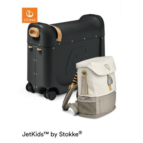 ジェットキッズ バイ ストッケ トラベラーズセット / ブラック (JetKids by Stokke / ストッケ)