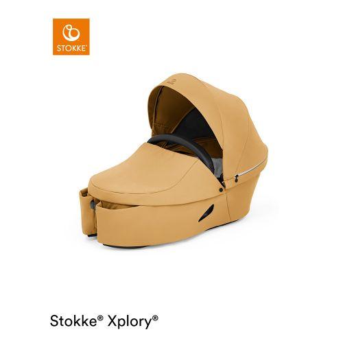 ストッケ エクスプローリー X キャリーコット / ゴールデンイエロー (XplolyX・Stokke / ストッケ)