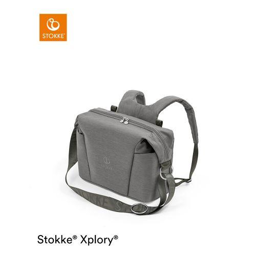 ストッケ エクスプローリー X チェンジングバッグ / モダングレー (Xploly X・Stokke / ストッケ)
