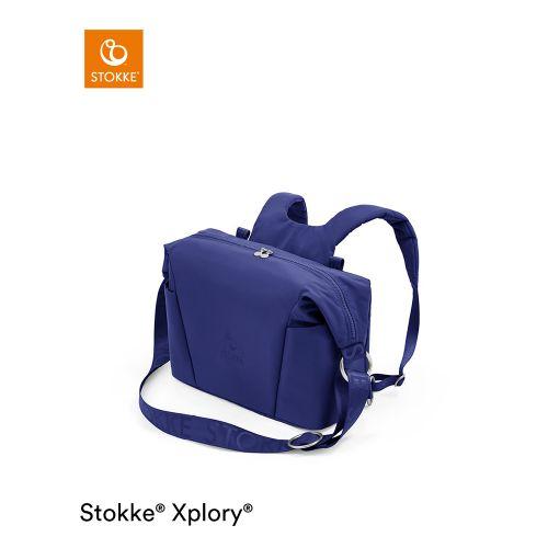 ストッケ エクスプローリー X チェンジングバッグ / ロイヤルブルー (Xploly X・Stokke / ストッケ)
