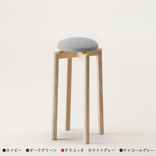 マッシュルームスツールS / MUSHROOM stool (匠工芸×アッシュコンセプト)