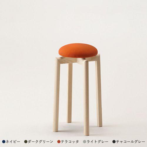 マッシュルームスツールSS / MUSHROOM stool  (匠工芸×アッシュコンセプト)