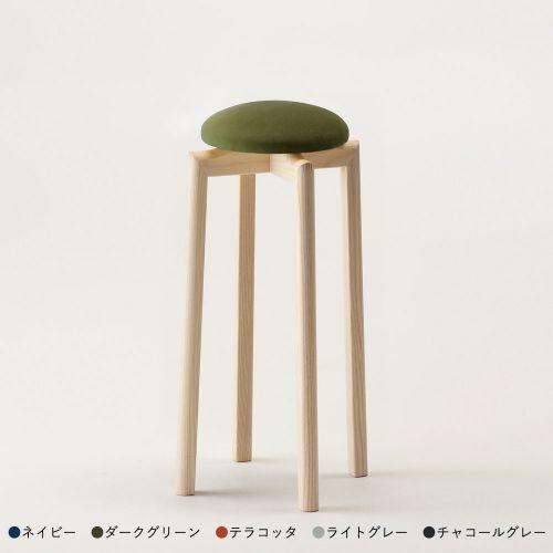 マッシュルームスツールM / MUSHROOM stool (匠工芸×アッシュコンセプト)