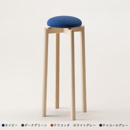 マッシュルームスツールL / MUSHROOM stool  (匠工芸×アッシュコンセプト)
