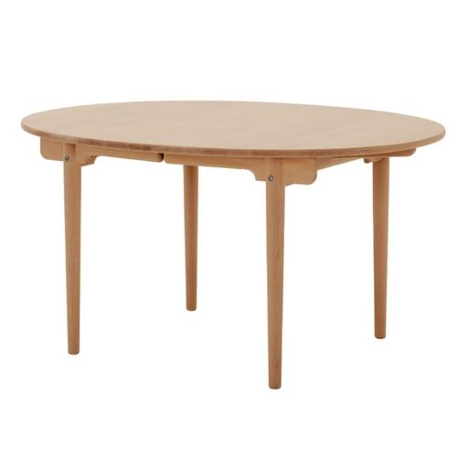 CH337 ダイニングテーブル / オーク材 オイルフィニッシュ (Carl Hansen & Son / カールハンセン&サン)