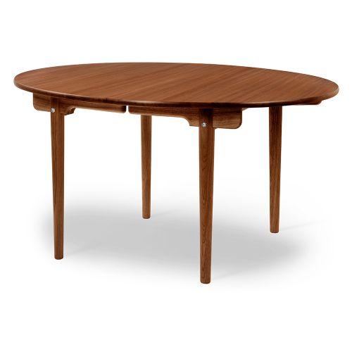 CH337 ダイニングテーブル / マホガニー材 オイルフィニッシュ (Carl Hansen & Son / カールハンセン&サン)