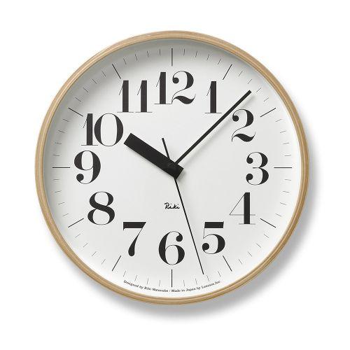 ウォールクロック / 電波時計 (Riki clock / リキクロック)