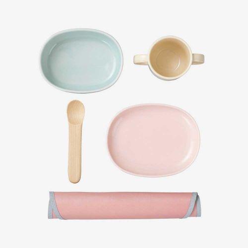 ベビー食器セット / コモンヘザー (NUPPU / ヌップ)