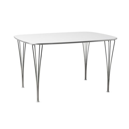 FH125 テーブル ホワイト W125×D90cm (Fritz Hansen / フリッツ・ハンセン)
