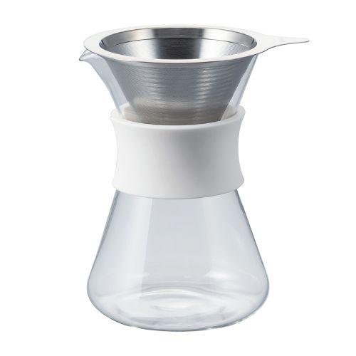 Glass coffee maker / グラスコーヒーメーカー (Simply HARIO / ハリオ)