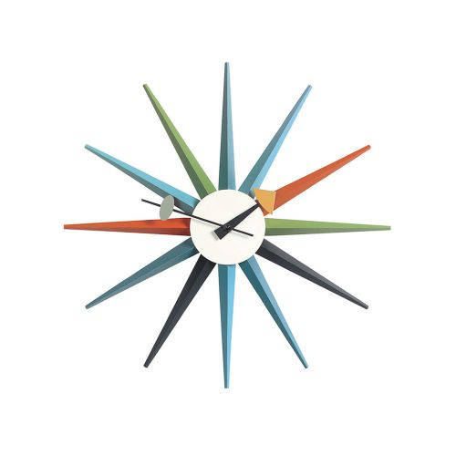 サンバーストクロック マルチ / Sunburst Clock (vitra ヴィトラ)