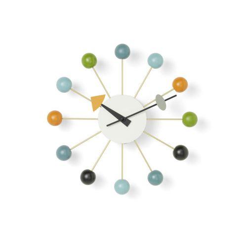 ボールクロック マルチカラー / Ball Clock (vitra ヴィトラ)