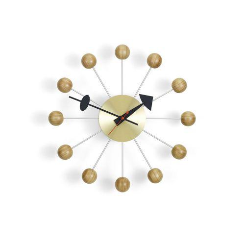 ボールクロック チェリー / Ball Clock (vitra ヴィトラ)