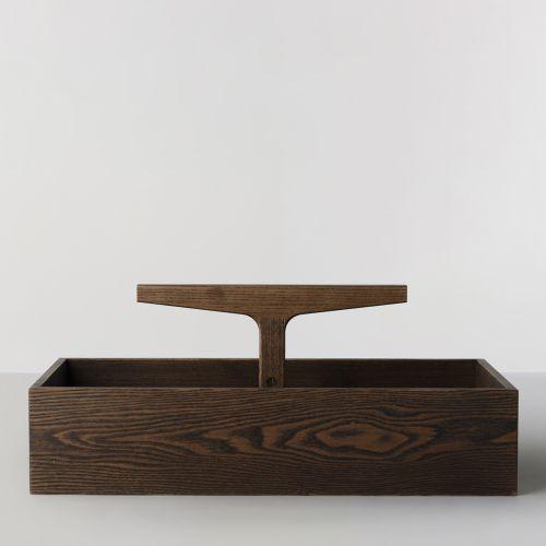 ツールボックス no.4 / ブラックティント (Ro collection / ロー・コレクション)