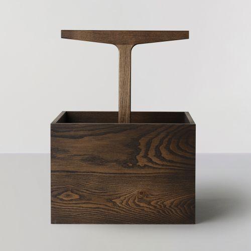 ツールボックス no.5 / ブラックティント (Ro collection / ロー・コレクション)