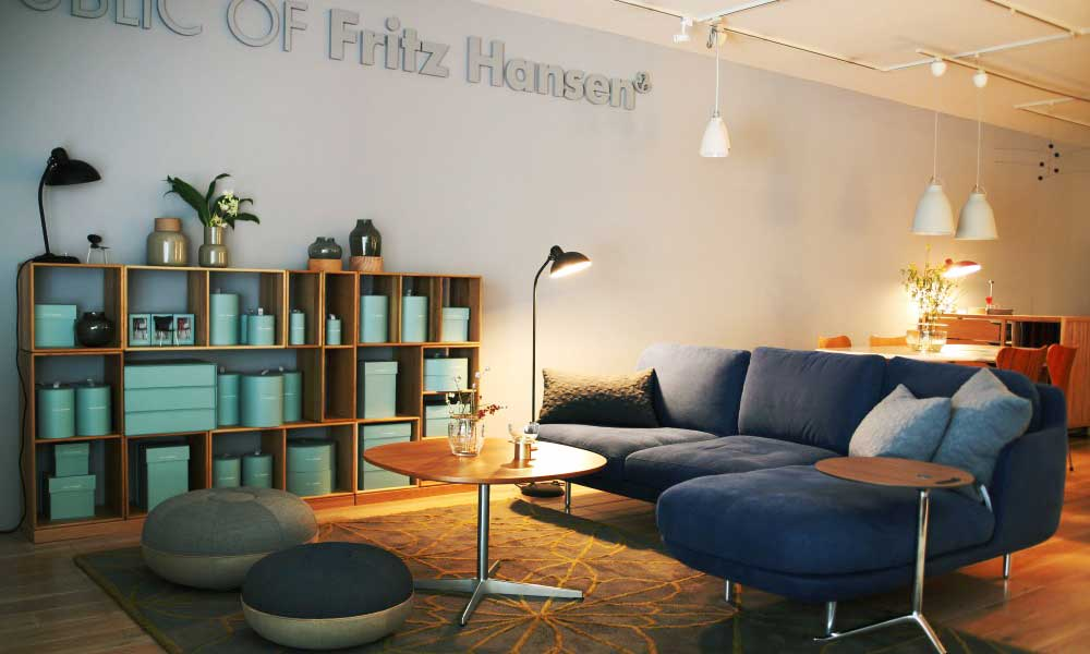 Fritz Hansen Gallery by SEMPRE HOME