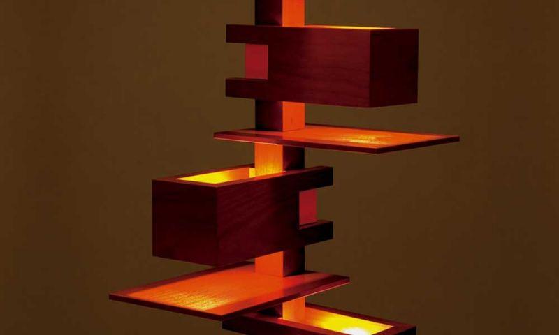 現代でも色褪せることなく、私たちの暮らしを豊かに照らしていますフランク・ロイド・ライトへのオマージュ展 at SEMPRE HOME