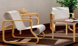 アームチェア41パイミオ / Arm Chair 41 PAIMIO