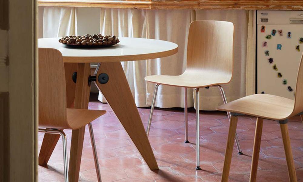 ゲリドン ソリッドウッド テーブル