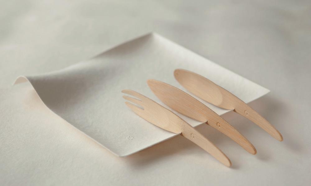 竹製カトラリー