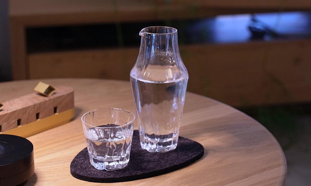 優しい気持ちにさせてくれるグラス