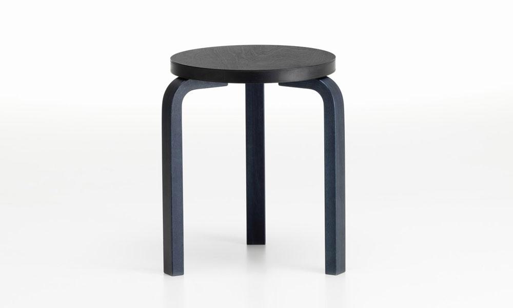 stool60 藍染