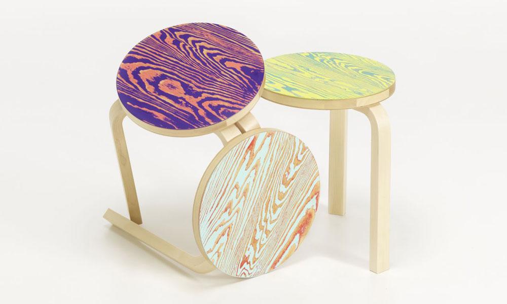 日本の伝統技術により生み出される、有機的で鮮やかな色彩のコンビネーション日本の伝統技術により生み出される、鮮やかな色彩のコンビネーション