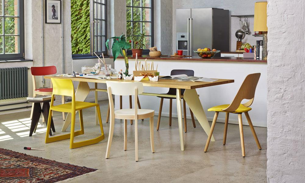 Maison Tropicaleのためにデザインした「EM テーブル」