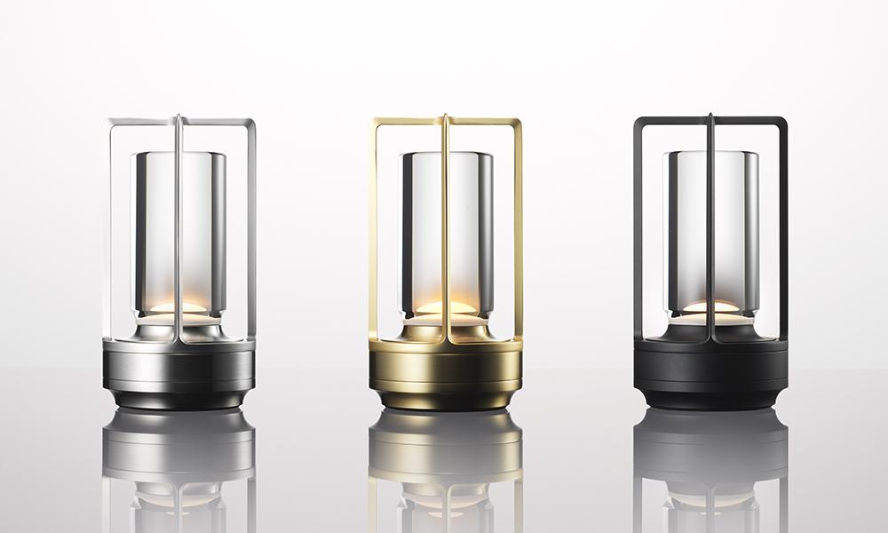 これまでにない透明感のある温かみのある灯り
